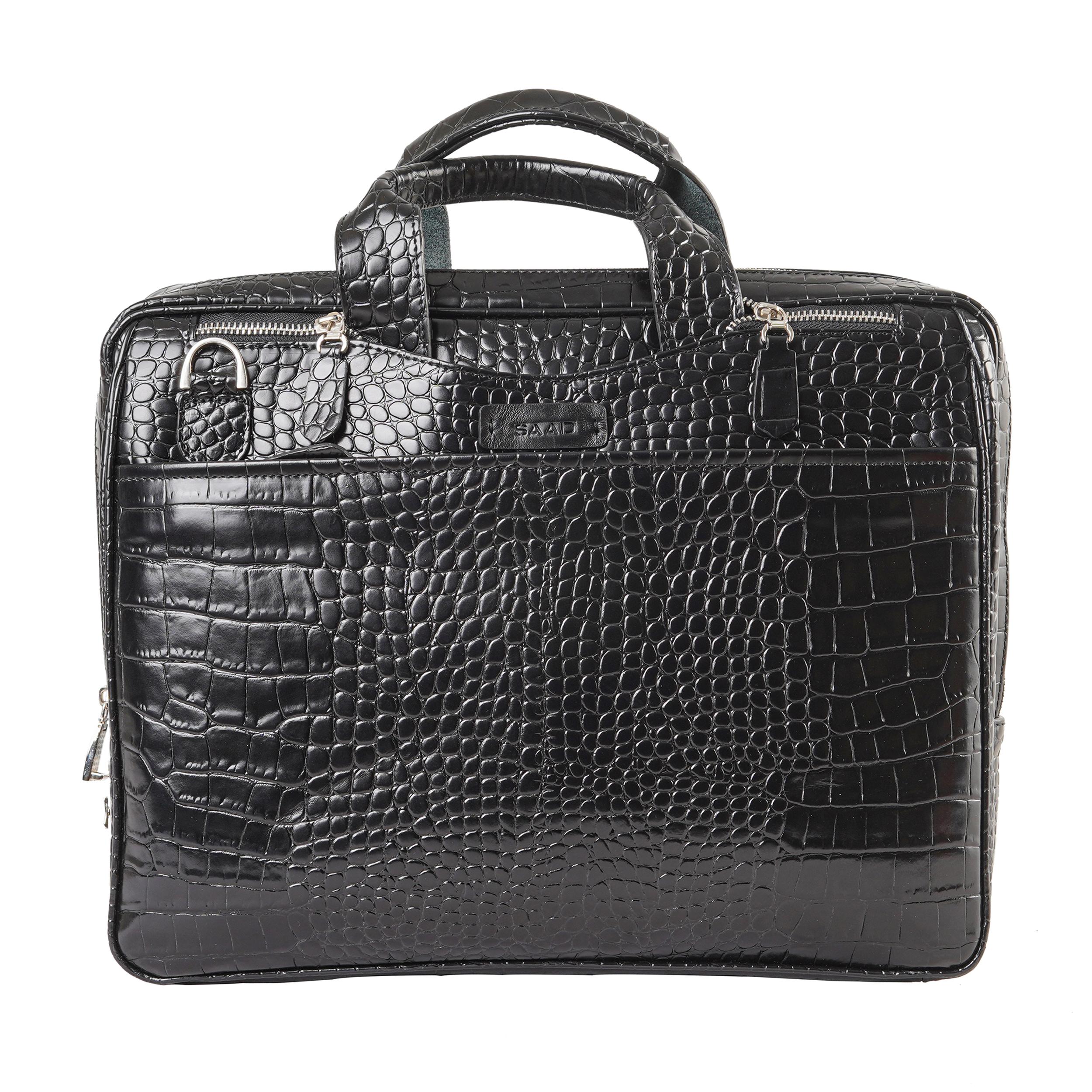 کیف دستی مردانه صاد کد AS1701