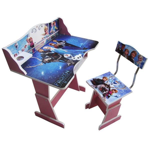 میز و صندلی تحریر کودک مدل فروزن