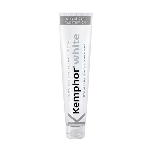 خمیر دندان سفید کننده کمفور مدل Kemphor White  حجم 75میلی لیتر