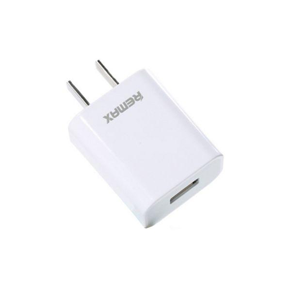 شارژر دیواری ریمکس مدل RP-U12 USB Charger سری DCSV-1A