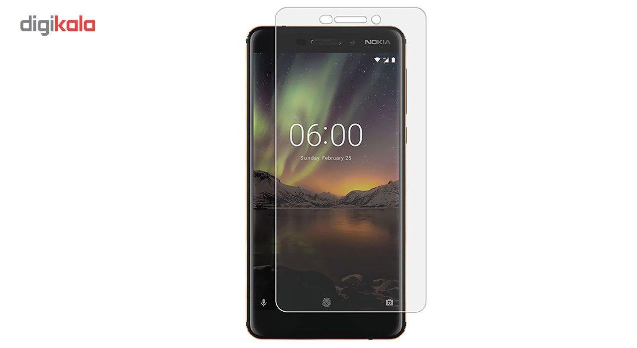 محافظ صفحه نمایش شیشه ای کوالا مدل Tempered مناسب برای گوشی موبایل نوکیا 6 2018 main 1 3