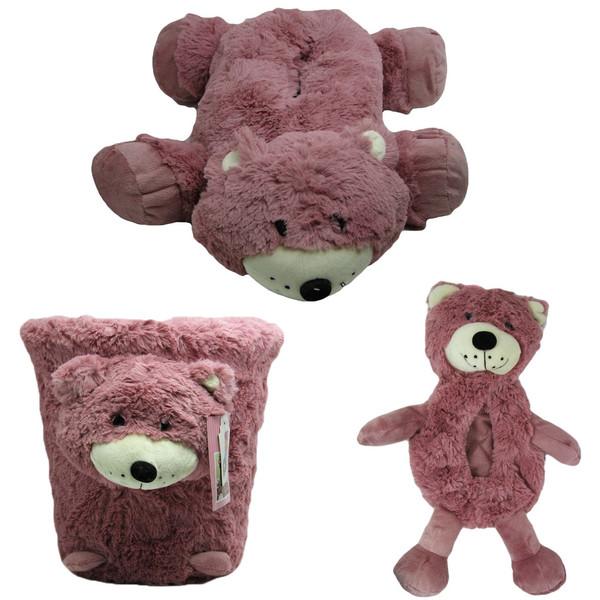 ست روکش 5 تکه تزینات اتاق کودک مدل Bear