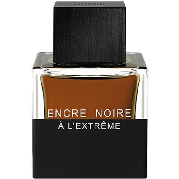 تستر ادو پرفیوم مردانه لالیک مدل Encre Noire A LExtreme حجم 100 میلی لیتر