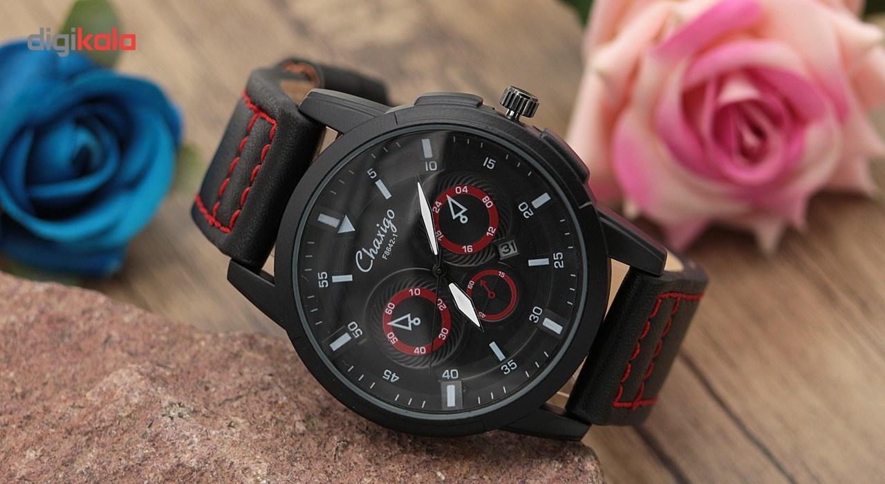 خرید ساعت مچی عقربه ای  چاکسیگو مدل CH1077