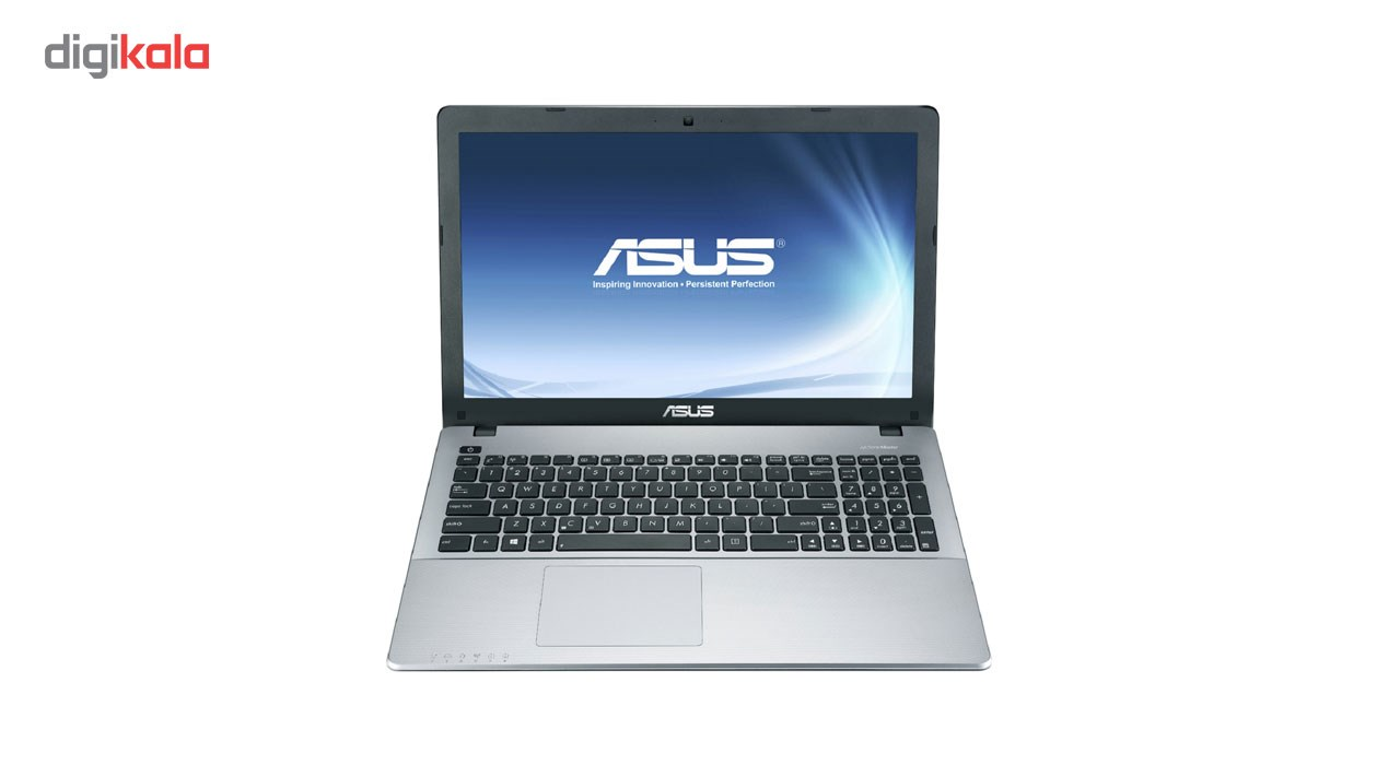 لپ تاپ 15 اینچی ایسوس مدل R510IU - A