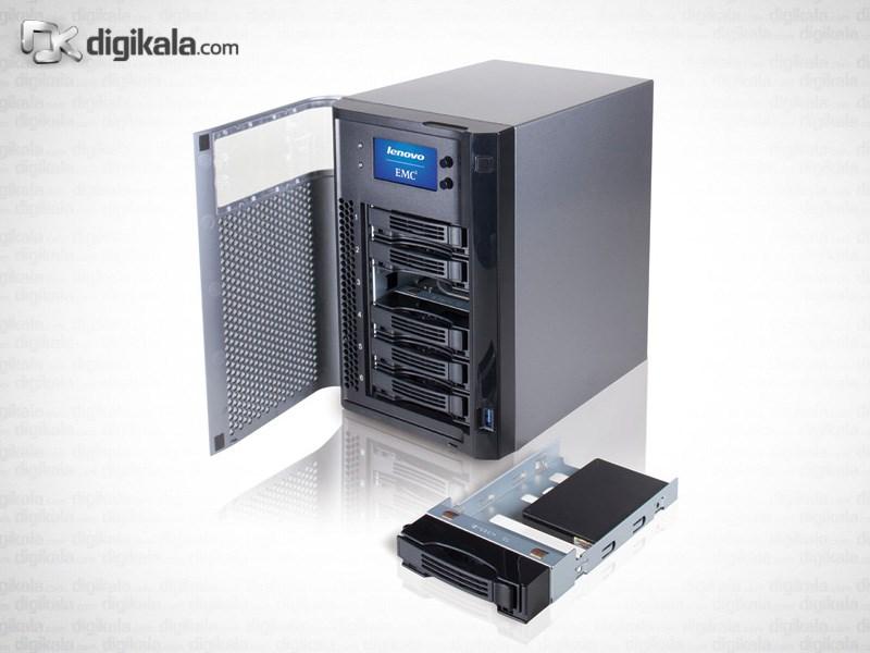 ذخیره ساز تحت شبکه 6Bay لنوو مدل آی امگا PX6-300D ظرفیت 12 ترابایت