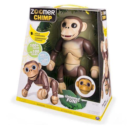 ربات مدل شامپانزه زومر