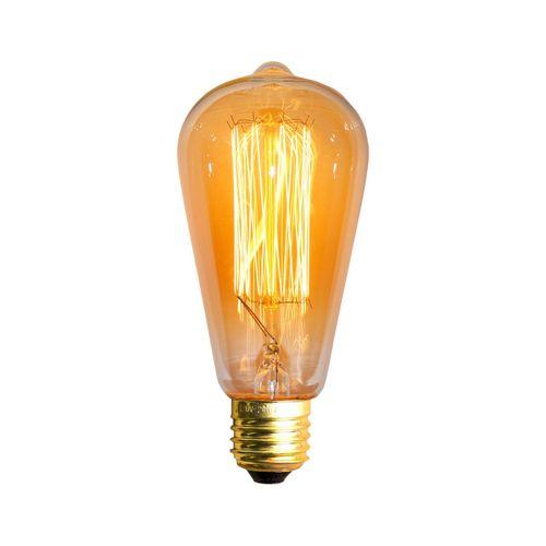 لامپ فیلامنتی انگاره مدل ST64  خطی پایه E27