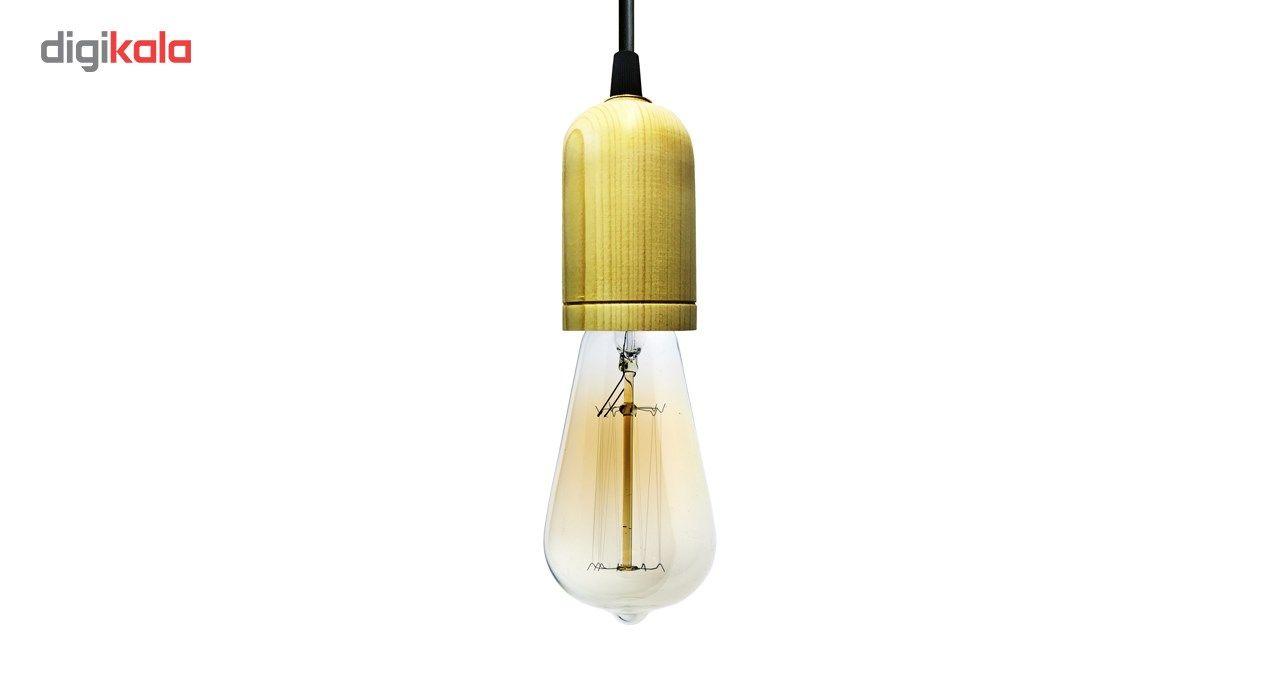 لامپ فیلامنتی انگاره مدل ST64  خطی پایه E27 main 1 5
