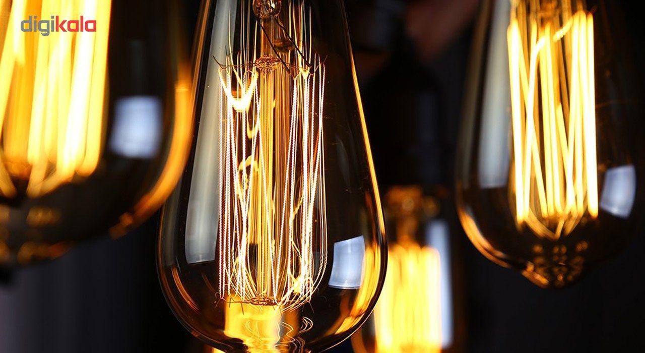 لامپ فیلامنتی انگاره مدل ST64  خطی پایه E27 main 1 7
