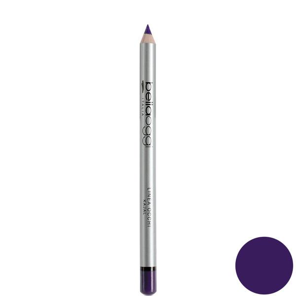 مداد چشم بلاوجی مدل LINEA OCCHI  KAJAL شماره violet kajal 106