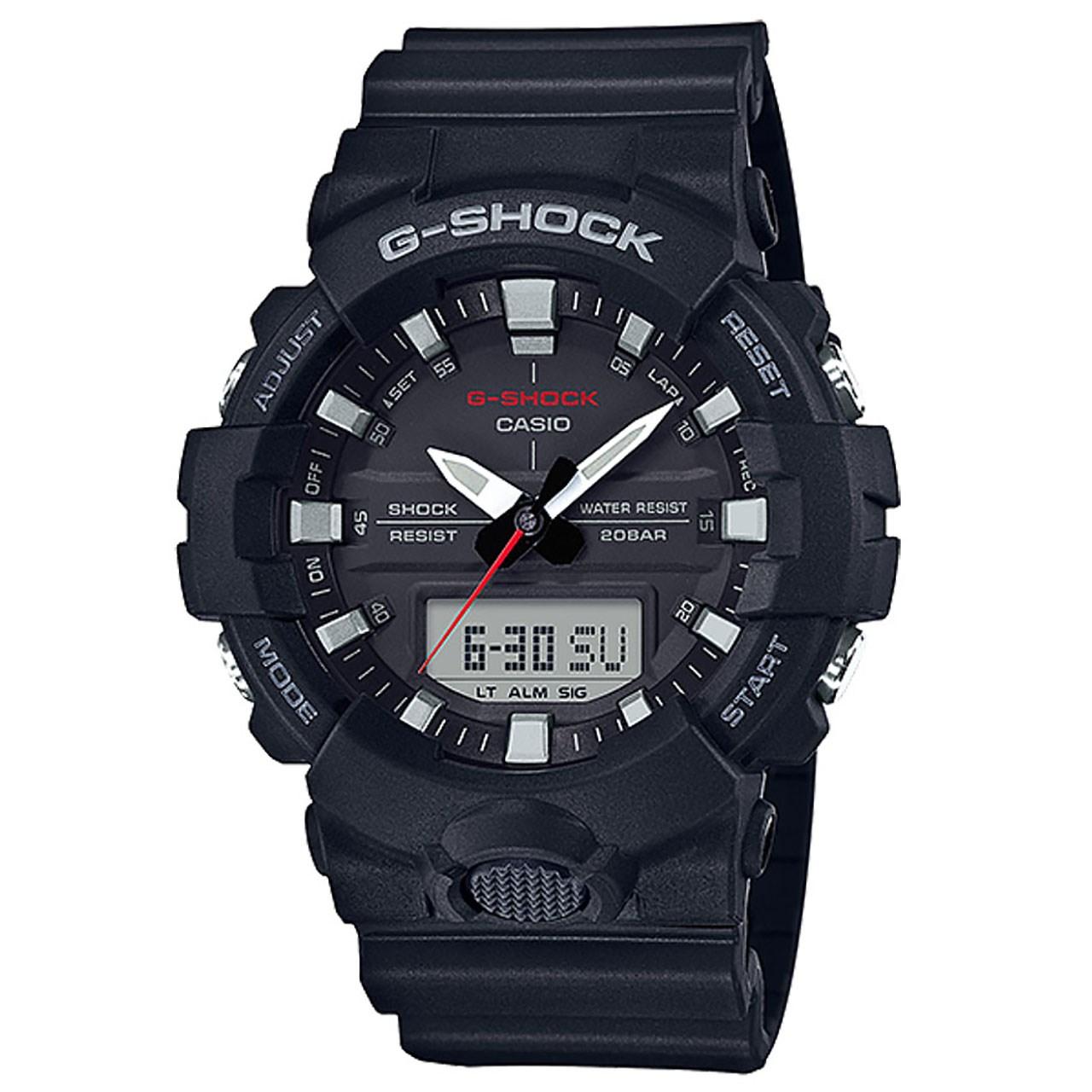 ساعت   کاسیو جی شاک  مدل GA-800-1ADR