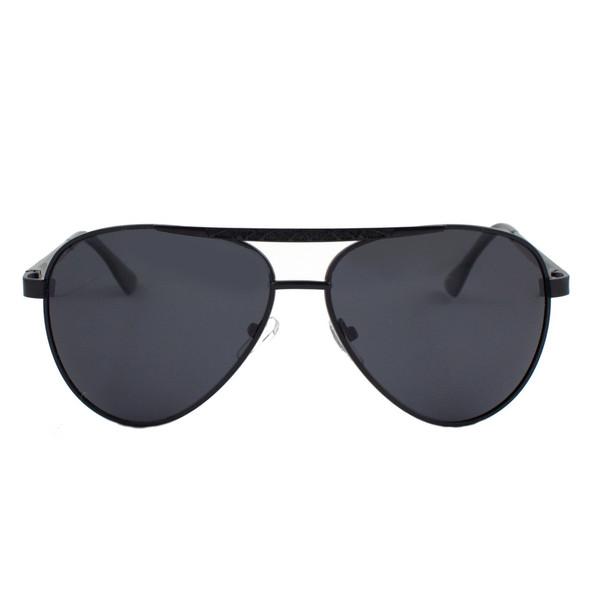 عینک آفتابی پلاریزه کرازا مدل Black Body Aviator 2018 Collection