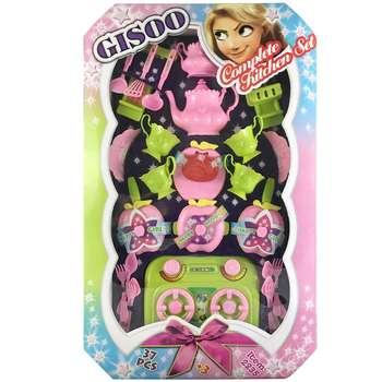 ست آشپزخانه اسباب بازی مدل Gisoo