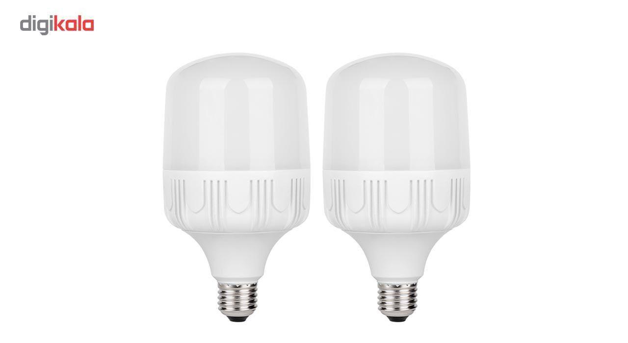 لامپ ال ای دی 30 وات تکنوتل  پایه E27 بسته 2 عددی main 1 1