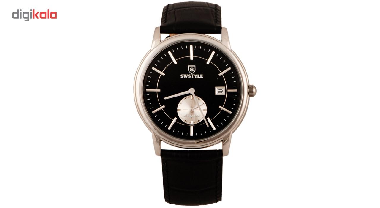 خرید ساعت مچی عقربه ای مردانه آفل مدل 1020