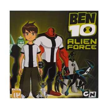 بازی ben 10 alien force مخصوص ps2