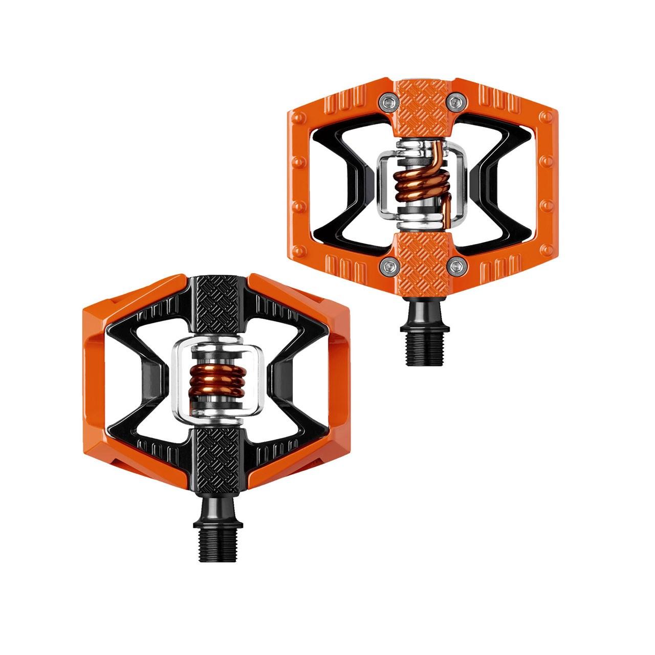 پنجه رکاب کرانک برادرز مدل  Double Shot Orange