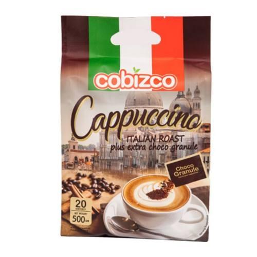 کاپوچینو کوبیزکو مدل Cappuccino Extra Choco Granule