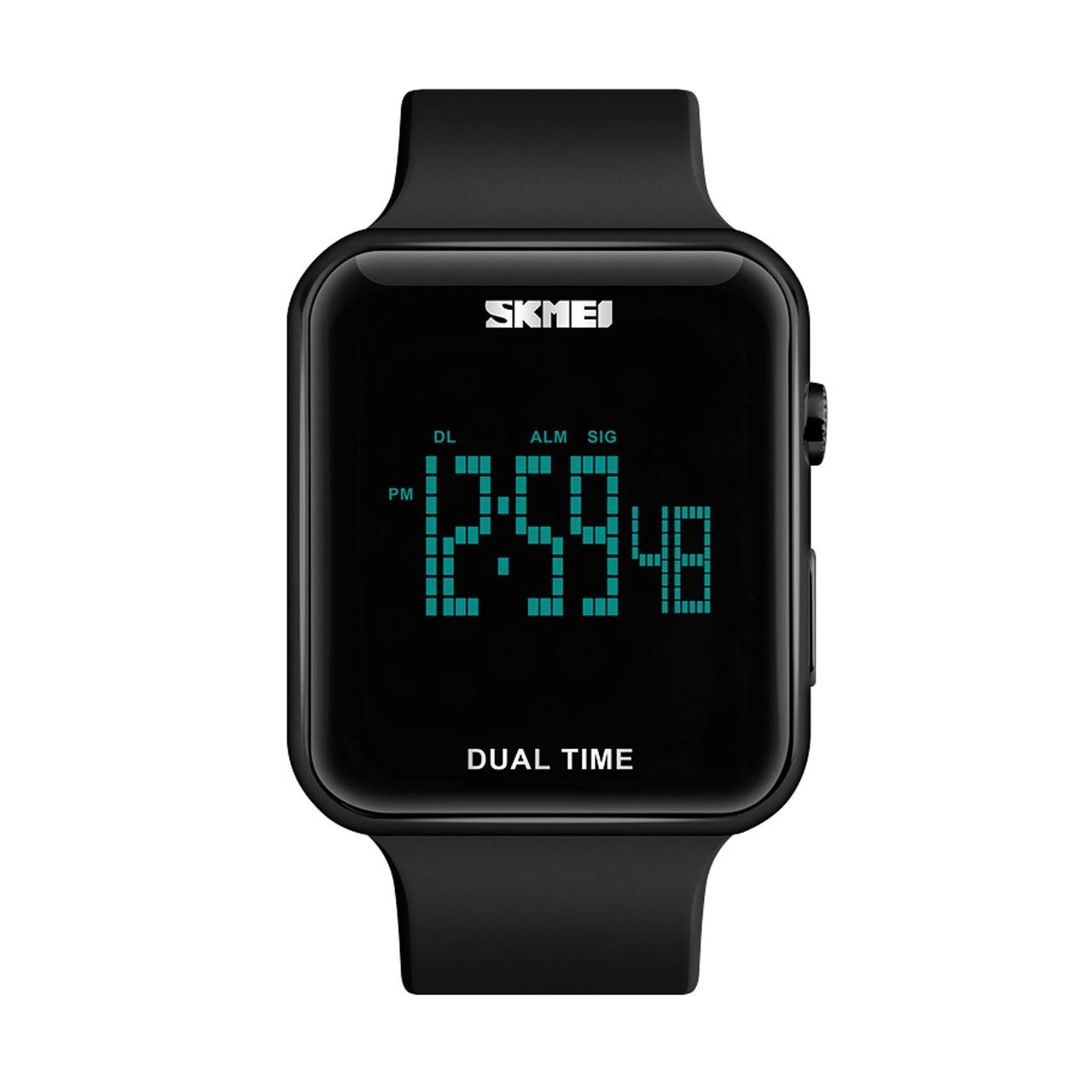 ساعت مچی دیجیتالی اسکمی مدل ۱۲۷۱
