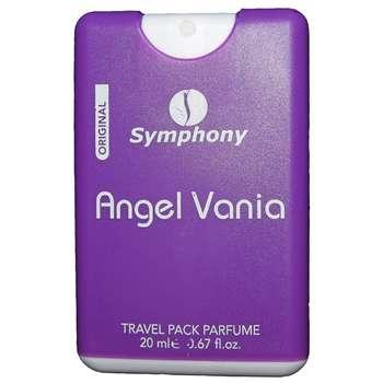 عطر جیبی زنانه سیمفونی مدل Angel Vania حجم 20 میلی لیتر