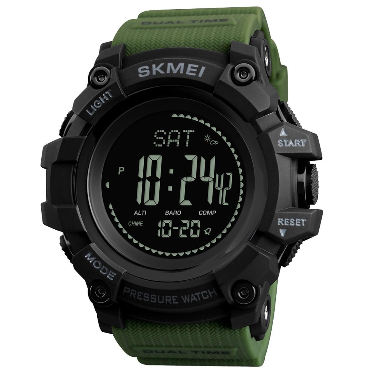 ساعت مچی دیجیتالی مردانه اسکمی مدل 1358 کد 02