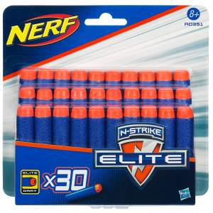 تیر یدک نرف مدل N Strike Elite Series بسته 30 عددی