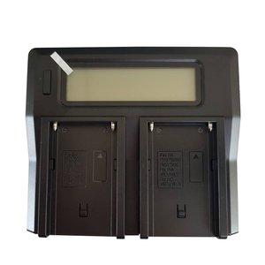 شارژر باتری لیتیومی فوتومکس مدلDUBLE NP-F970