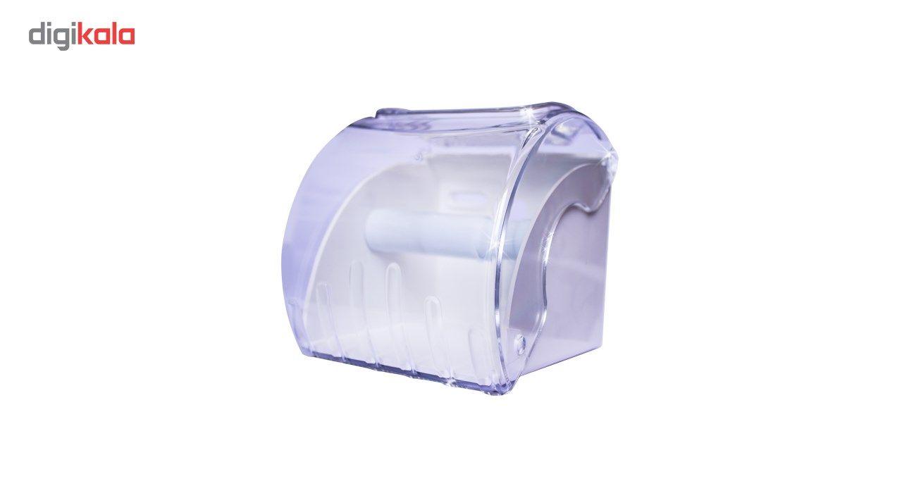 پایه رول دستمال کاغذی آویلا مدل 01 سایز کوچک main 1 1