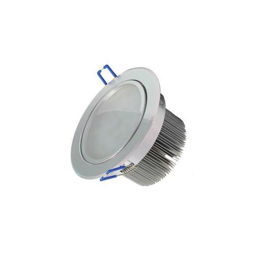 چراغ ال ای دی توکار ری لایت 12 وات مدل THD-K1222-Glass