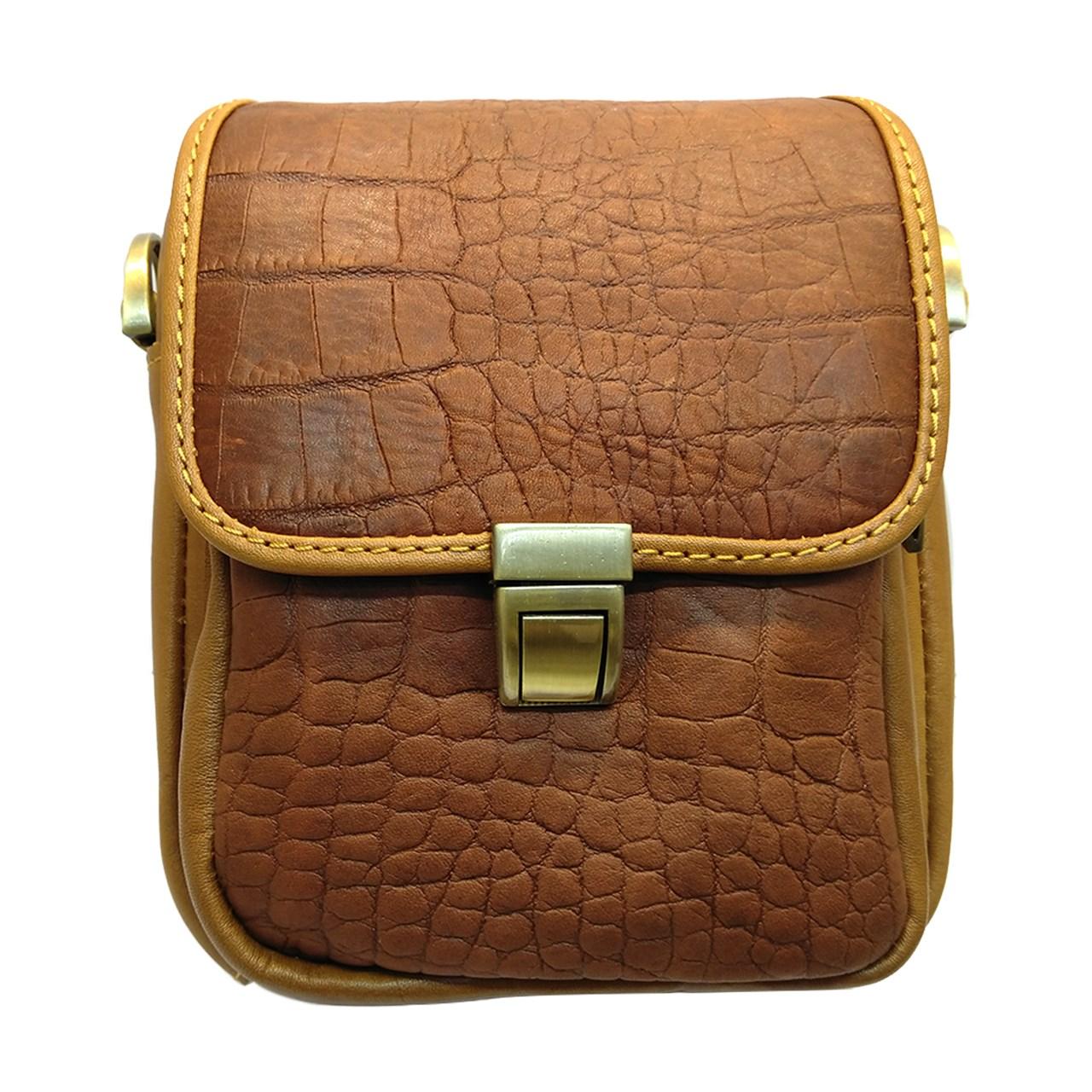 کیف دستی چرمی کالا مدل 03