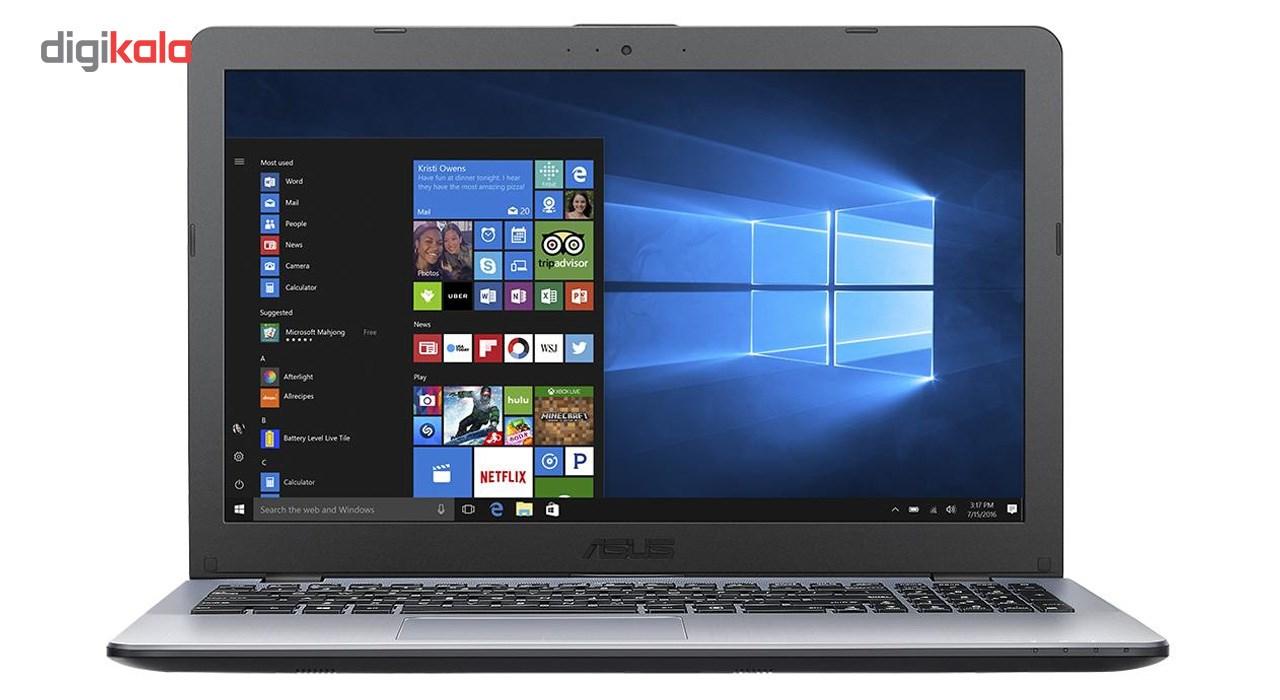لپ تاپ 15 اینچی ایسوس مدل VivoBook K542UF - H