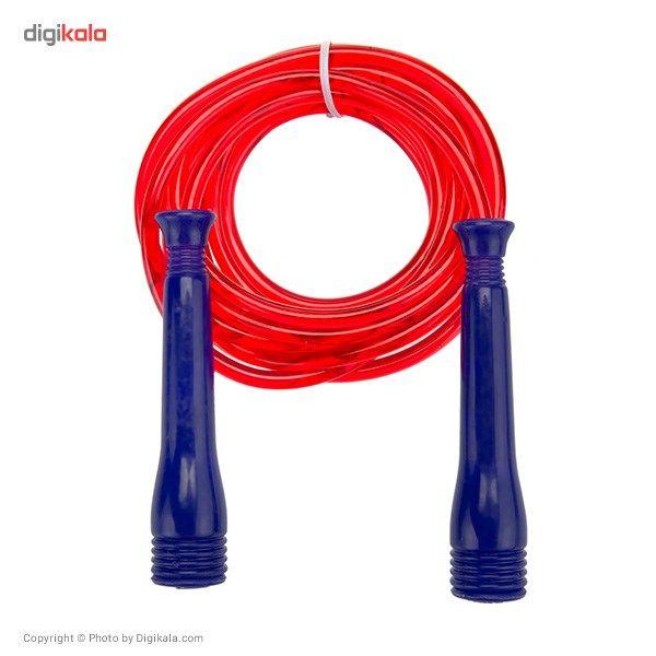 طناب ورزشی تناسب اندام تن زیب مدل Adjustable main 1 2