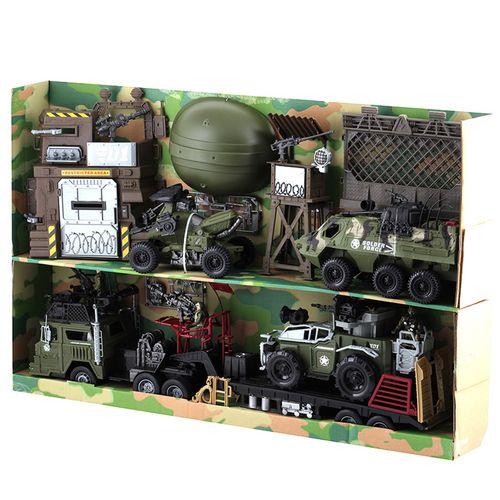 اسباب بازی جنگی 89 سانتی متری مدل Heroes Military