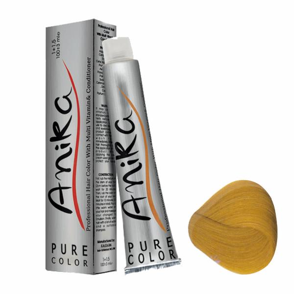 رنگ مو آنیکا سری طبیعی مدل بلوند روشن شماره 8