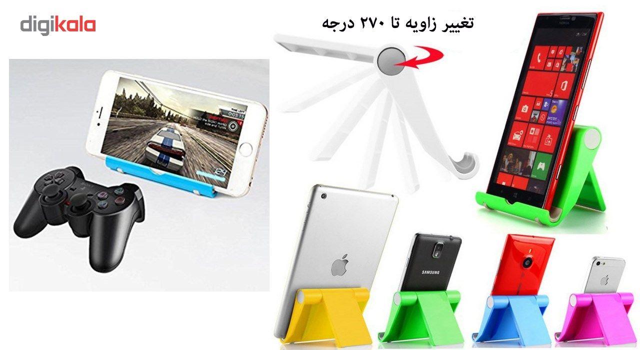 پایه نگهدارنده گوشی موبایل و تبلت یونیورسال مدل 270 درجه main 1 1