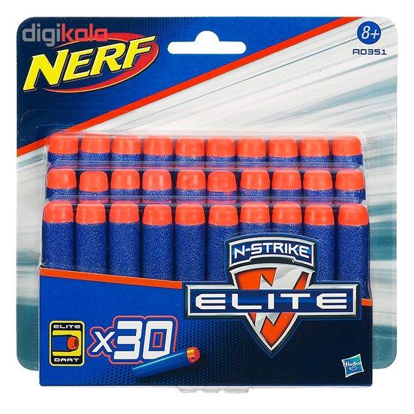 تیر یدک نرف مدل N Strike Elite Series بسته 30 عددی main 1 1
