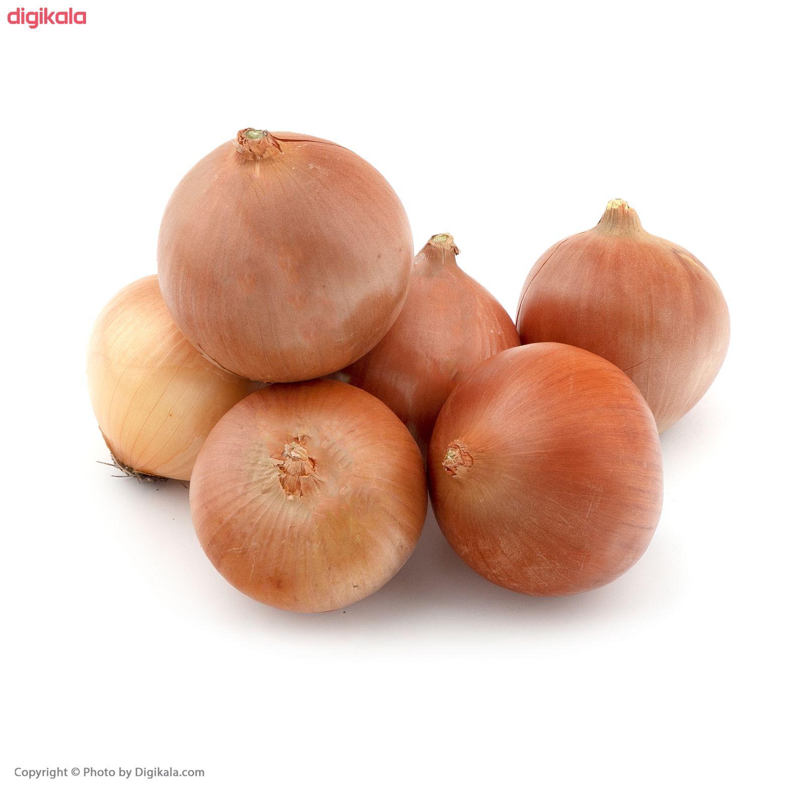 پیاز زرد میوه پلاس - 1 کیلوگرم main 1 1