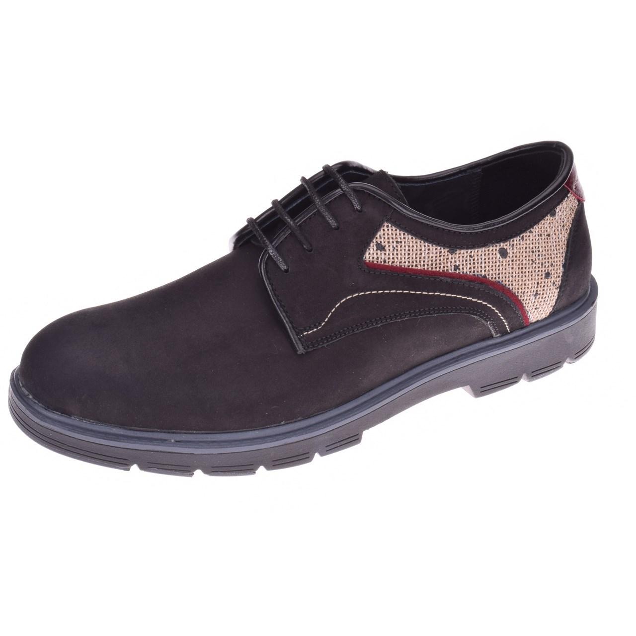 کفش مردانه پانیسا مدل Lace 144B