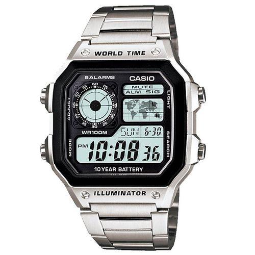 ساعت مچی دیجیتالی  کاسیو مدل AE-1200WHD-1AVDF