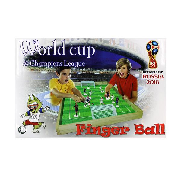 بازی فینگر بال  مدل World cup