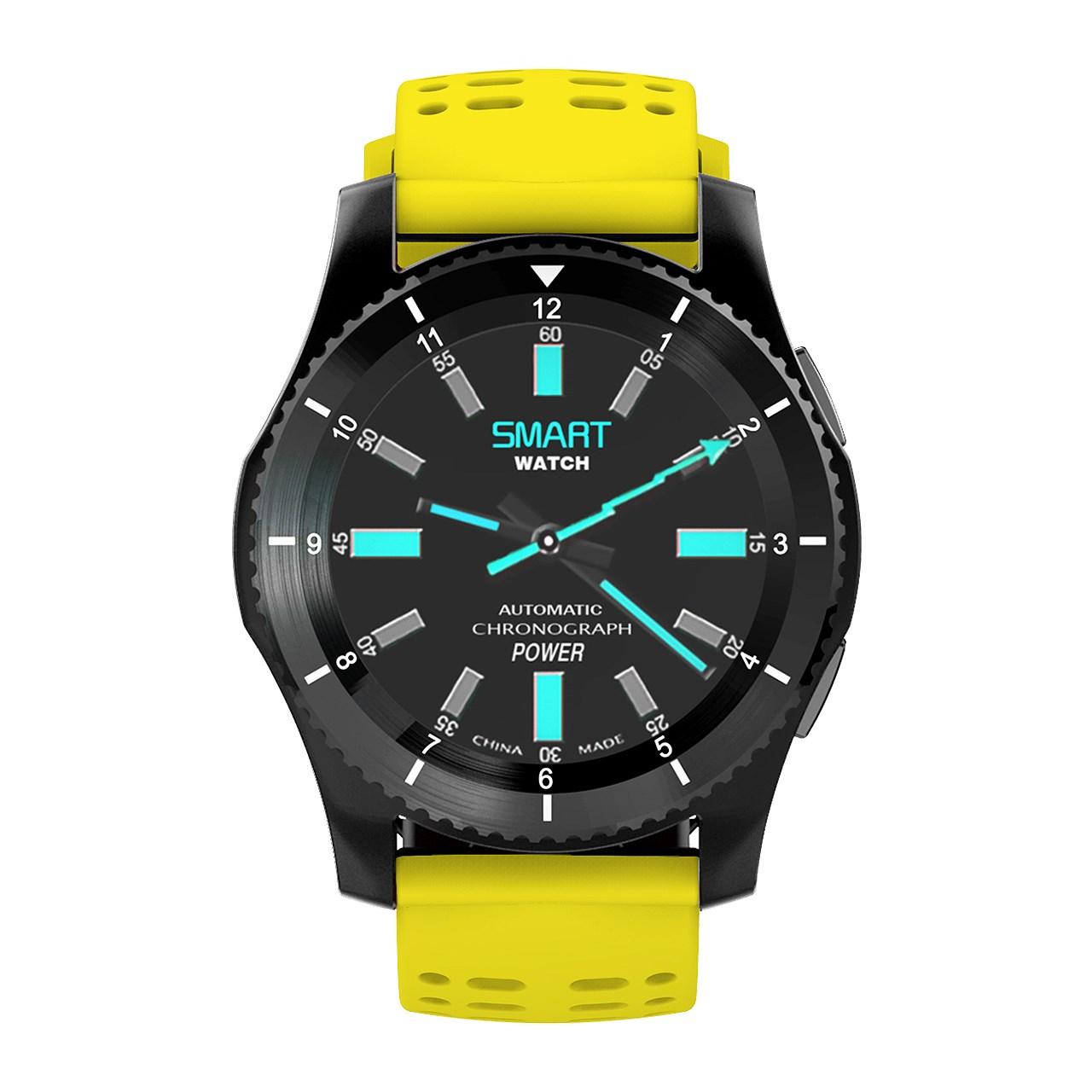 عکس ساعت هوشمند دابل سیکس مدل G8