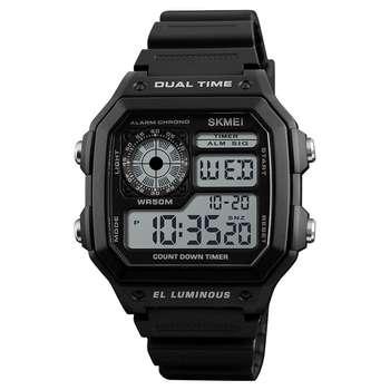 ساعت مچی دیجیتال مردانه اسکمی مدل 1299blc