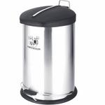 سطل زباله پدالی  استیل آرتیستون صنعت کد 3012 گنجایش 12 لیتر