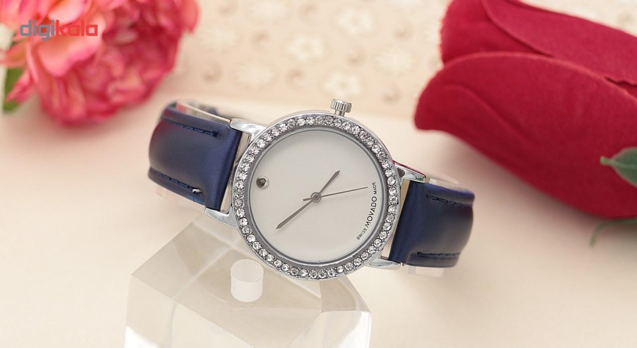 ساعت زنانه برند مدل MD1141