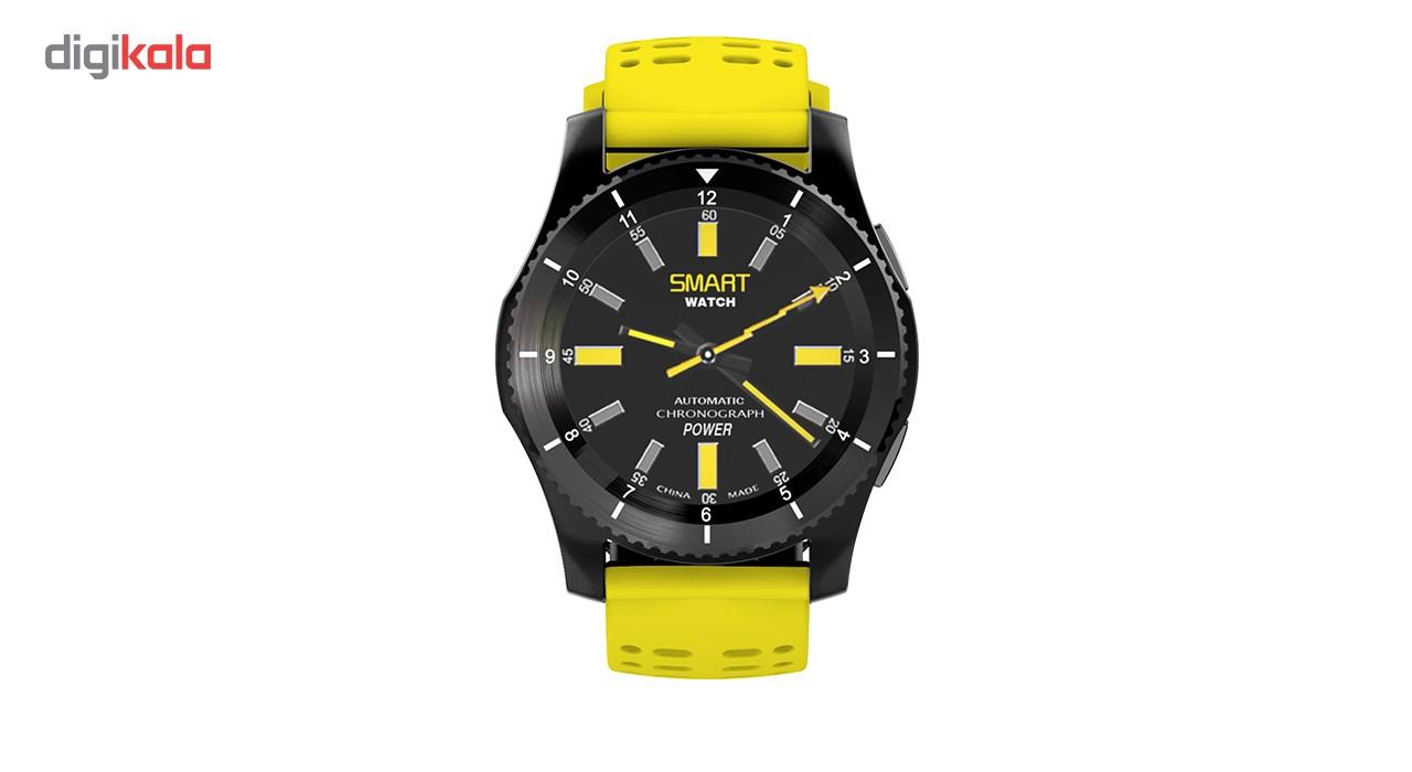 ساعت هوشمند دابل سیکس مدل G8