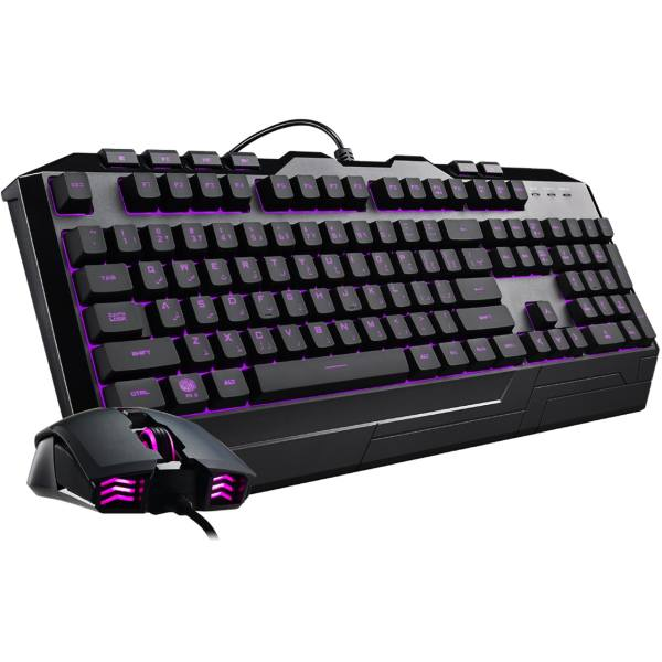کیبورد و ماوس کولرمستر مدل Devastator | Cooler Master Devastator Keyboard and Mouse