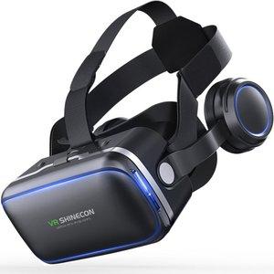 عینک واقعیت مجازی شاینکن اصلی با هدفون دالبی مدل T16