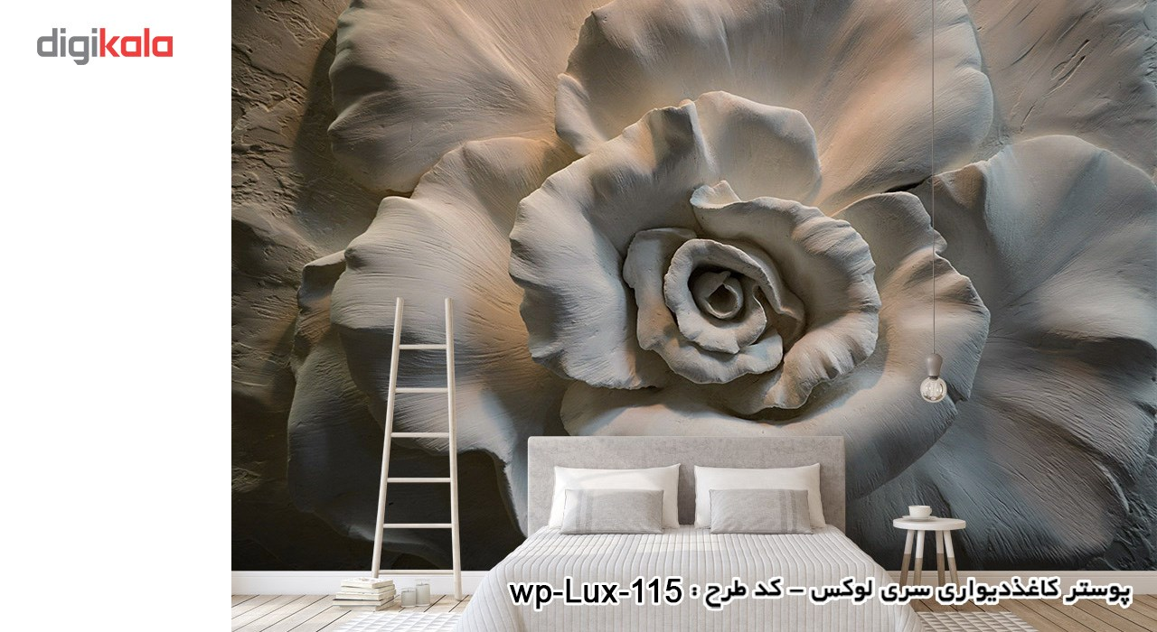 پوستر دیواری سه بعدی دکوپیک سری لوکس 2018 کدwp-lux-115