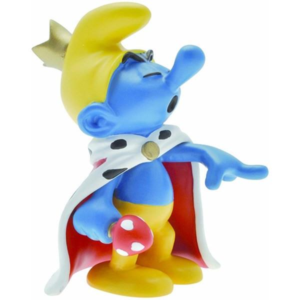 عروسک اسمورف پادشاه پلستوی کد 00159 سایز 1
